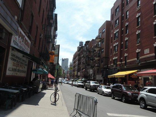 New York Tour1: Little Italy, que cheiro bom!