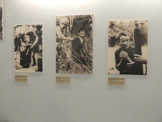 War Remnants Museum: Gruesome photos