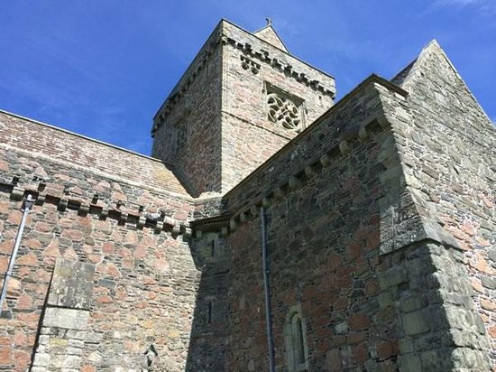Iona Abbey: Second view of the Abbey