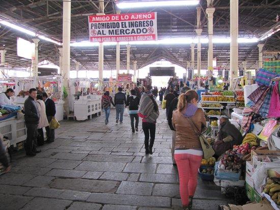 Mercado Central de San Pedro : Mercado Central San Pedro