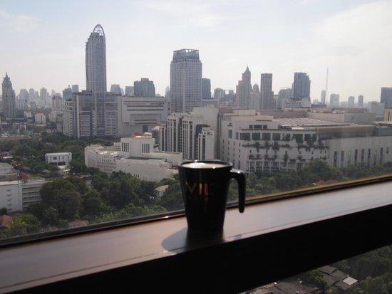 VIE Hotel Bangkok, MGallery by Sofitel : 窗外風景