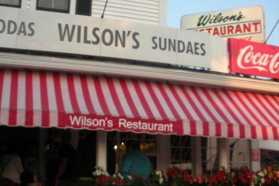 Wilson's Restaurant: Wilson's in Ephraim, WI