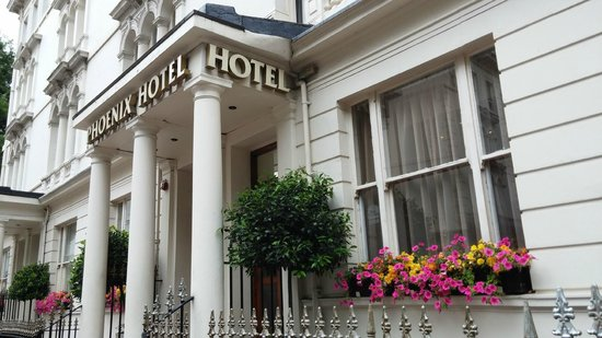 Phoenix Hotel: The hotel