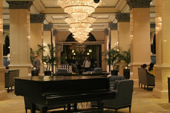 THE US GRANT, a Luxury Collection Hotel, San Diego : beautiful lobby