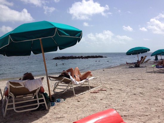 Fort Zachary Taylor Historic State Park: Nice day!