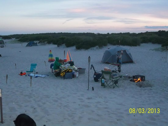 Assateague Beach : lots of space