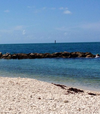 Fort Zachary Taylor Historic State Park: Morning at Fort Zach