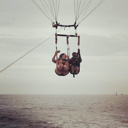 Fury Water Adventures Key West: Parasailing
