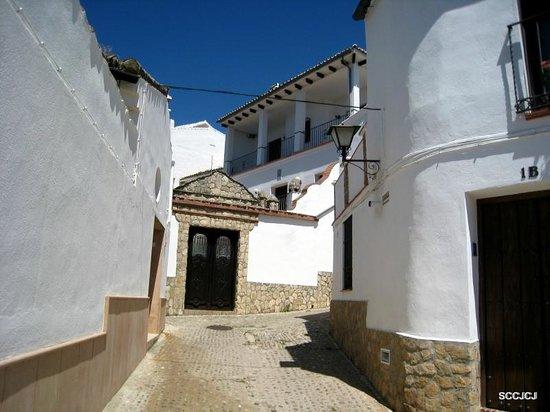 El Tajo: Calle Escolleras