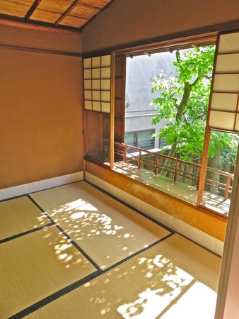 Nomura Family Samurai House : Room overlooking the garden