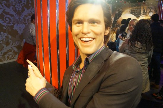 Madame Tussauds London: Jim
