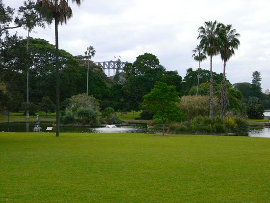 The Opera House to the Botanic Gardens Walk: Jardins