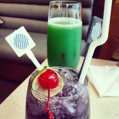Pullman Bangkok King Power: Cocktails at Happy Hour