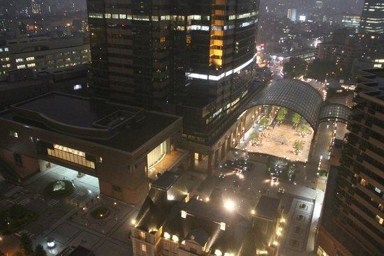 The Westin Tokyo: Ebisu Garden Place at night