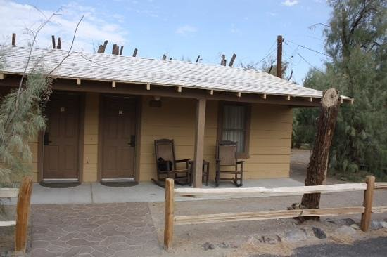 The Ranch at Death Valley : chambres