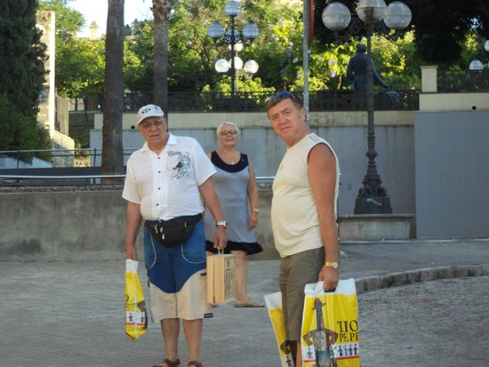 Bodegas Tío Pepe: Покупки из бодеги