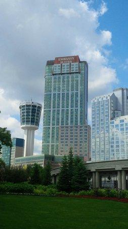 Embassy Suites by Hilton Niagara Falls Fallsview Hotel : Embassy Suites by Hilton Niagara Falls