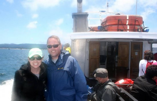 Monterey Bay Whale Watch : A wonderful day on the bay!