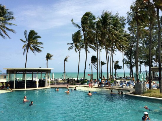 Outrigger Laguna Phuket Beach Resort : Swimming Pool