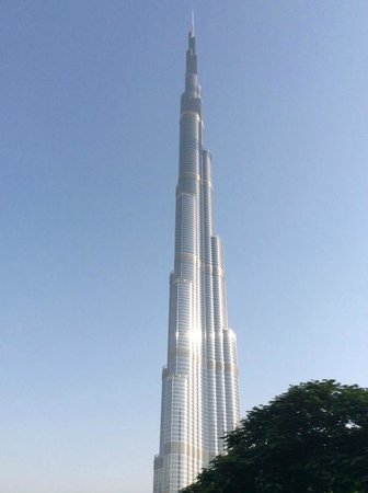 Burj Khalifa: 美しい外観