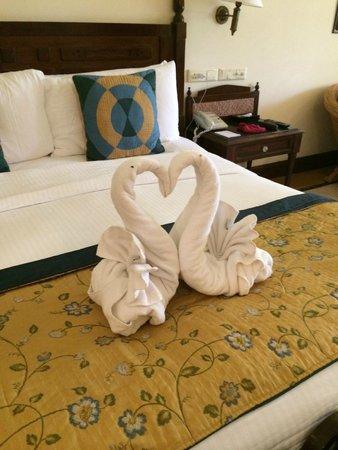 The LaLiT Golf & Spa Resort Goa: room