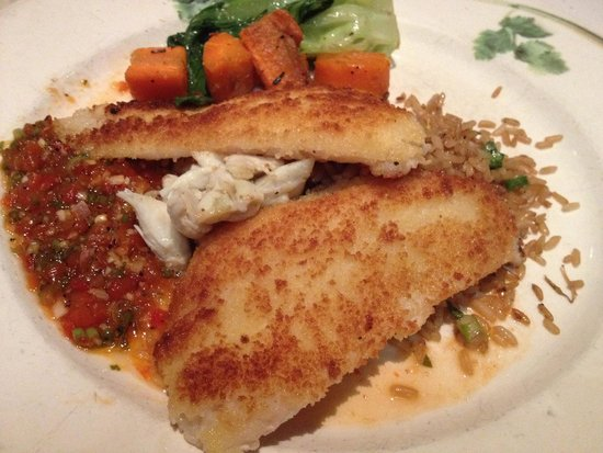 Catch 35 Seafood Restaurant : Haddock