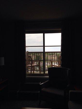 Seasons at Blue - Blue Mountain Resort: balcony