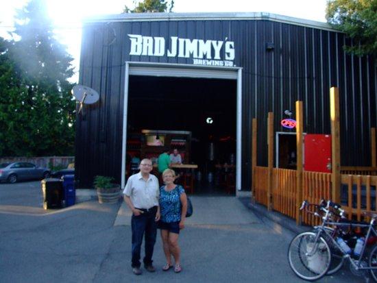 Road Dog Tours : @Bad Jimmys