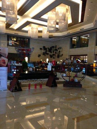 Hilton Beijing Capital Airport: Lobby