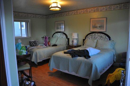 Buona Sera Inn : The Bela Sera Room