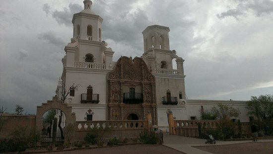Mission San Xavier del Bac: Mission after revitalization