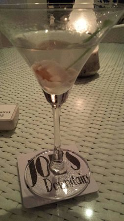 Joe's Downstairs: Wonderful cocktails!