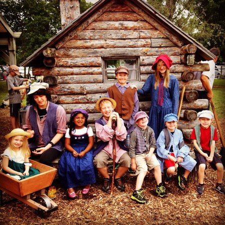 Historic Nauvoo: Playing at the Pioneer Past times play area