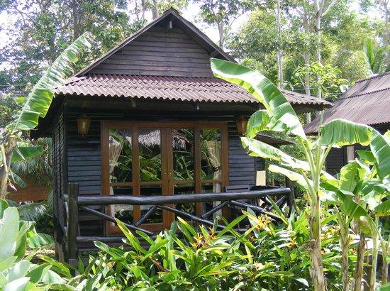 Mook Lanta Resort: Deluxe Air Con Room