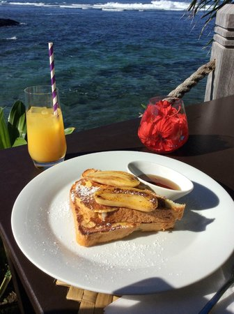 Seabreeze Resort: French toast