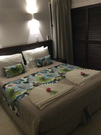 Seabreeze Resort: Our Room