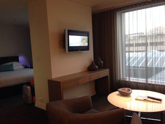 The Como Melbourne - MGallery by Sofitel: Living room