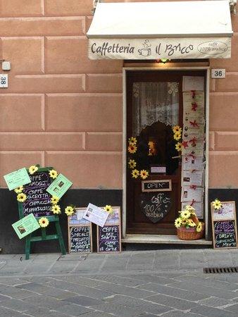 Il Bricco Caffe Camogli