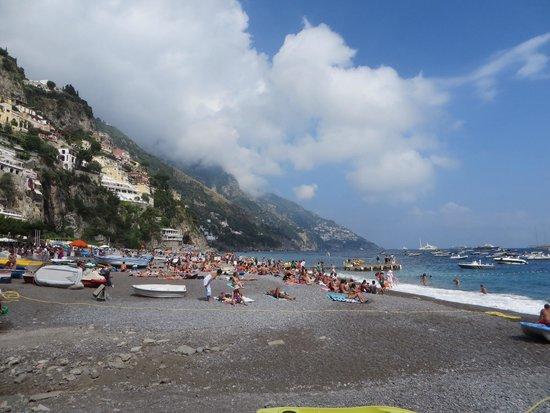 Villa Lara: Amalfi beach