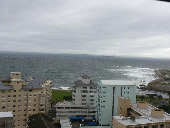 โรงแรมเคปทาวน์ ริทซ์: Sea side view from the room