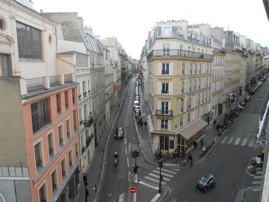 Hotel Lorette - Astotel: Dalla finestra della stanza