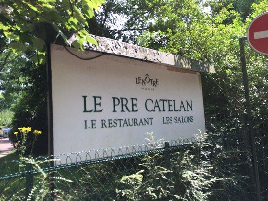 Le Pre Catelan: 招牌