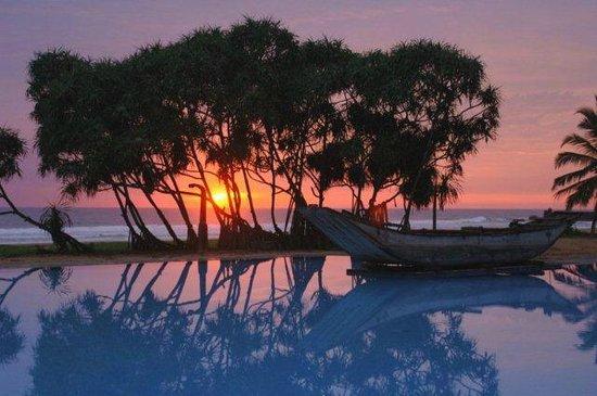Heritance Ahungalla: Spectacular Sunset