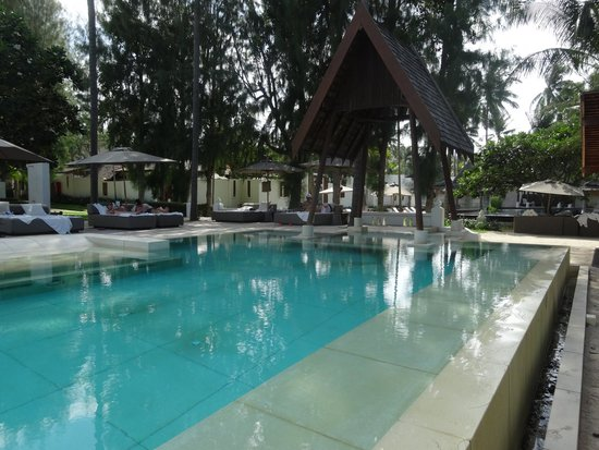 SALA Samui Choengmon Beach Resort: One of the hotel pools