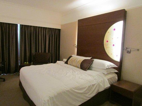 Mandarin Oriental, Singapore: Big rooms only benifit