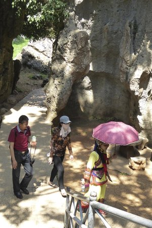 Yunnan Stone Forest Geological Park: Local guide