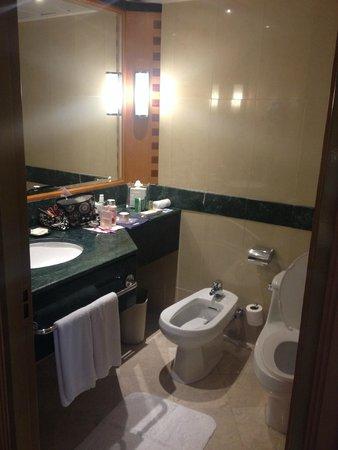 Hilton Dubai Jumeirah Beach : Guest Room bathroom