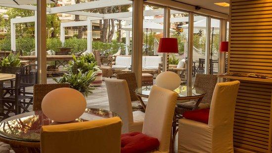 Hotel Saraceno : Giardino da interno