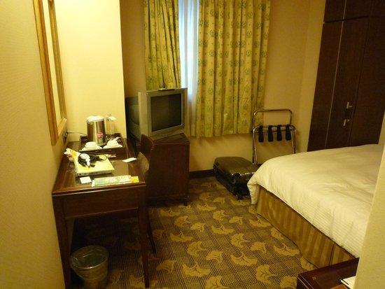 Green Peak Hotel: 室内