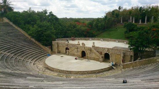 Altos de Chavon: Амфи-театр